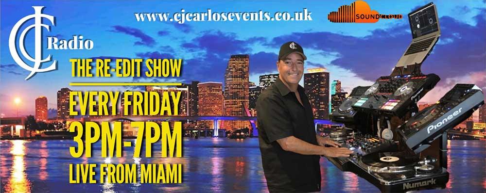 CJ Carlos Radio Show