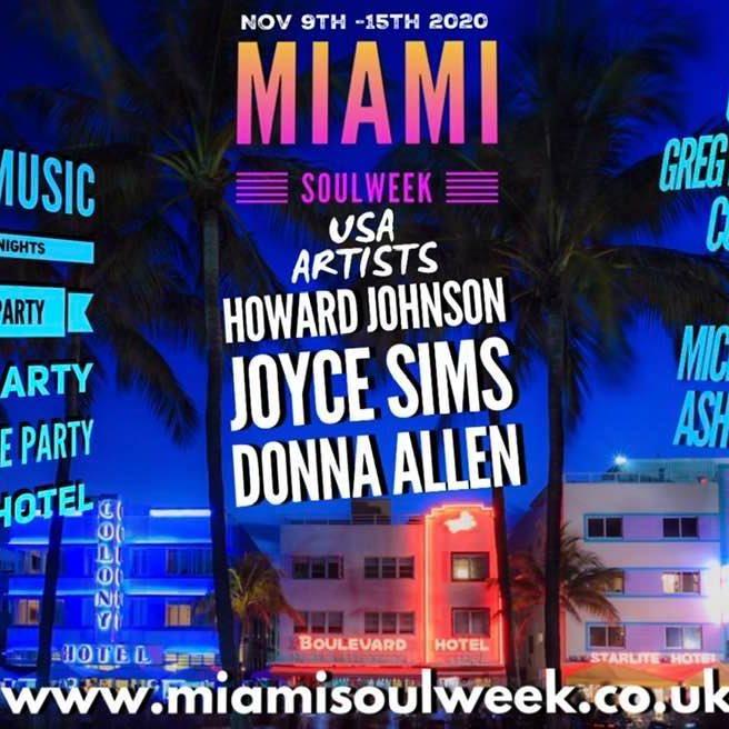 Miami Soul Week